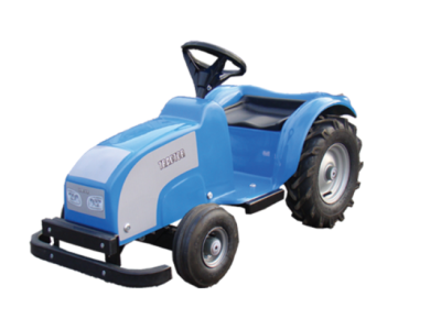 Tractor - Blue